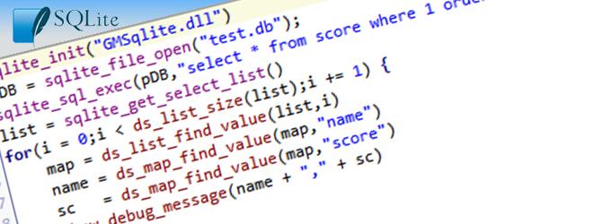 GMSqlite - 让GM8支持sqlite3数据库